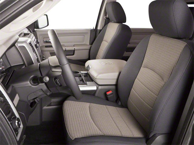 Dodge Ram Laramie Driver Bottom Perforated Leather Seat Cover