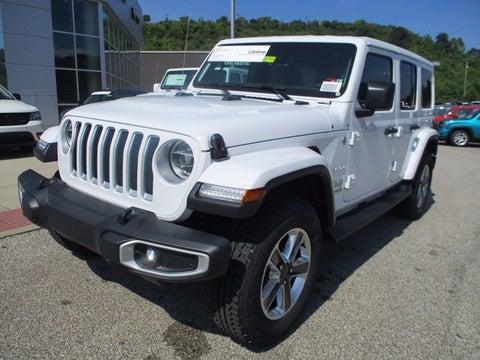 2020 Jeep Wrangler Unlimited Sahara Huntington Wv Barboursville Ashland Ky Charleston West Virginia 1c4hjxen6lw331874