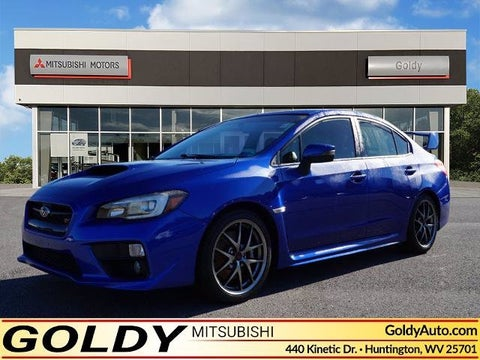 2016 Subaru Wrx Sti Limited In Huntington Wv Goldy Chrysler Dodge Jeep Ram
